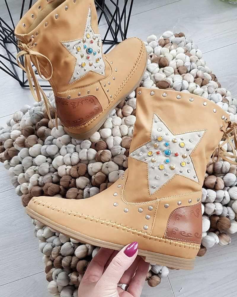 kozaki damskie ze sklepu pantofelek24